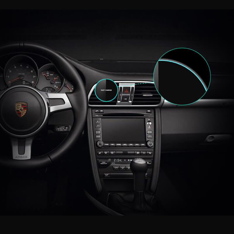 magsafe wireless charger in car